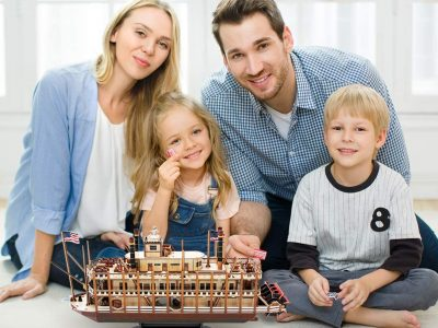 The Best Wooden Model Ship Kits for Everyone