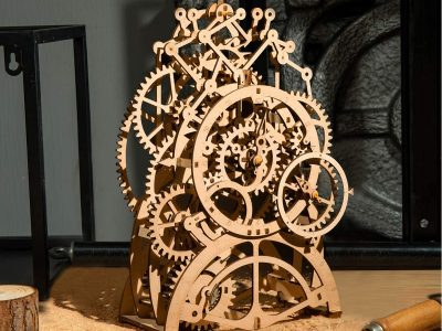 The Best Wooden and Metal Mechanical Model Kits for Kids and Adults