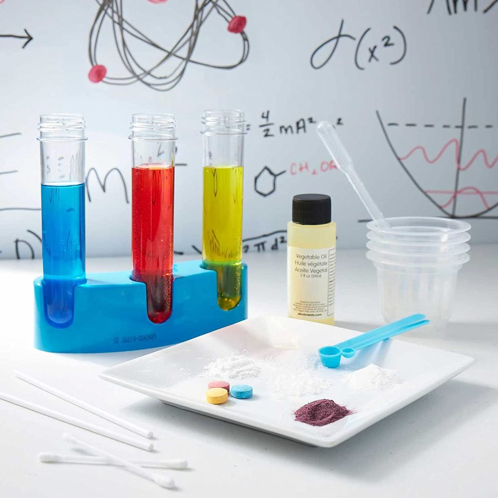 Chemistry tubes and compounds
