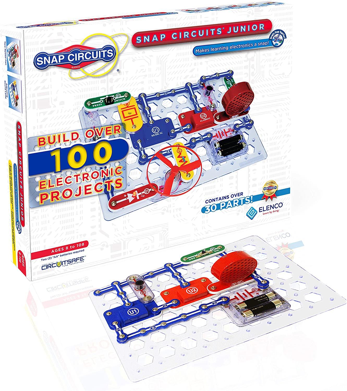 Elenco Snap Circuit Jr set