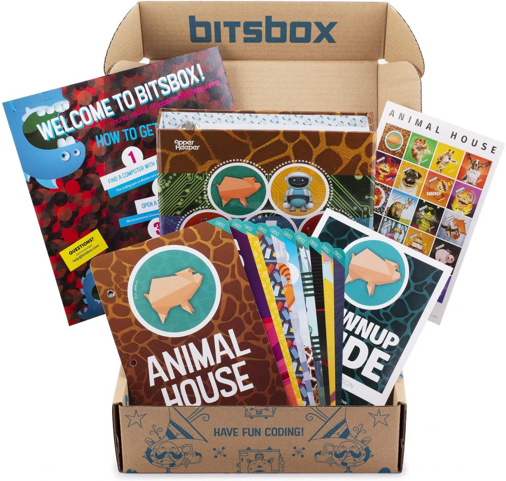 subscription box about animals