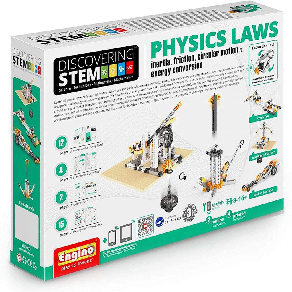 Physics laws kits