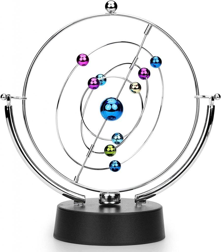 Magnetic planetarium