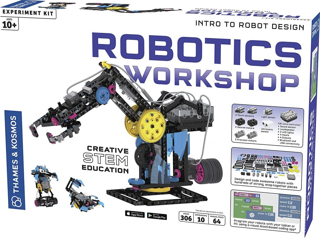 Arm robot kit