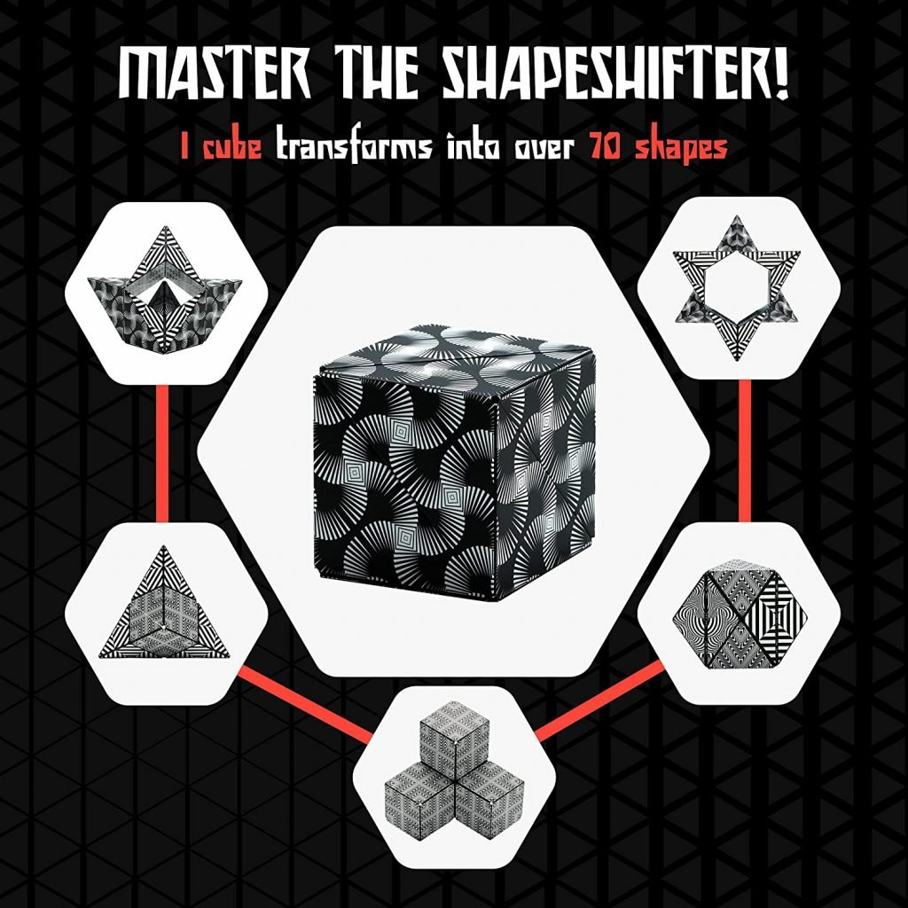 Master the shape shifter