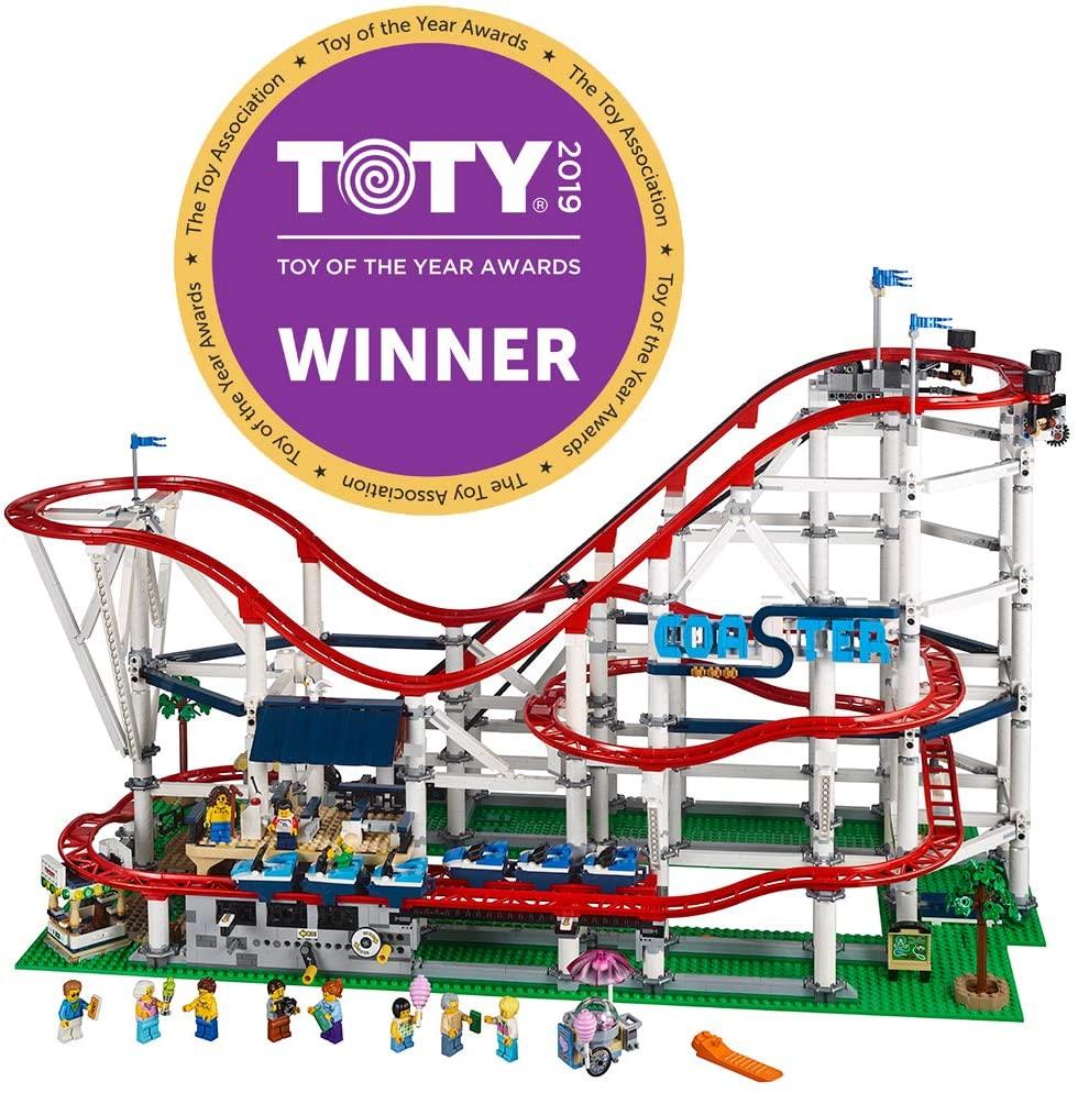 LEGO Creators roller coaster