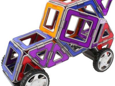 Magformers Challenger Set Educational Magnetic Tiles STEM Kit 2021