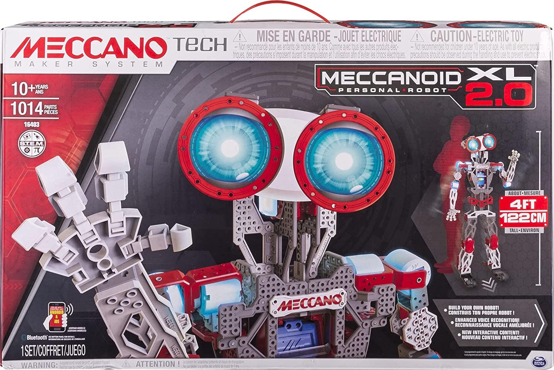 Meccanoid XL 2.0 Box