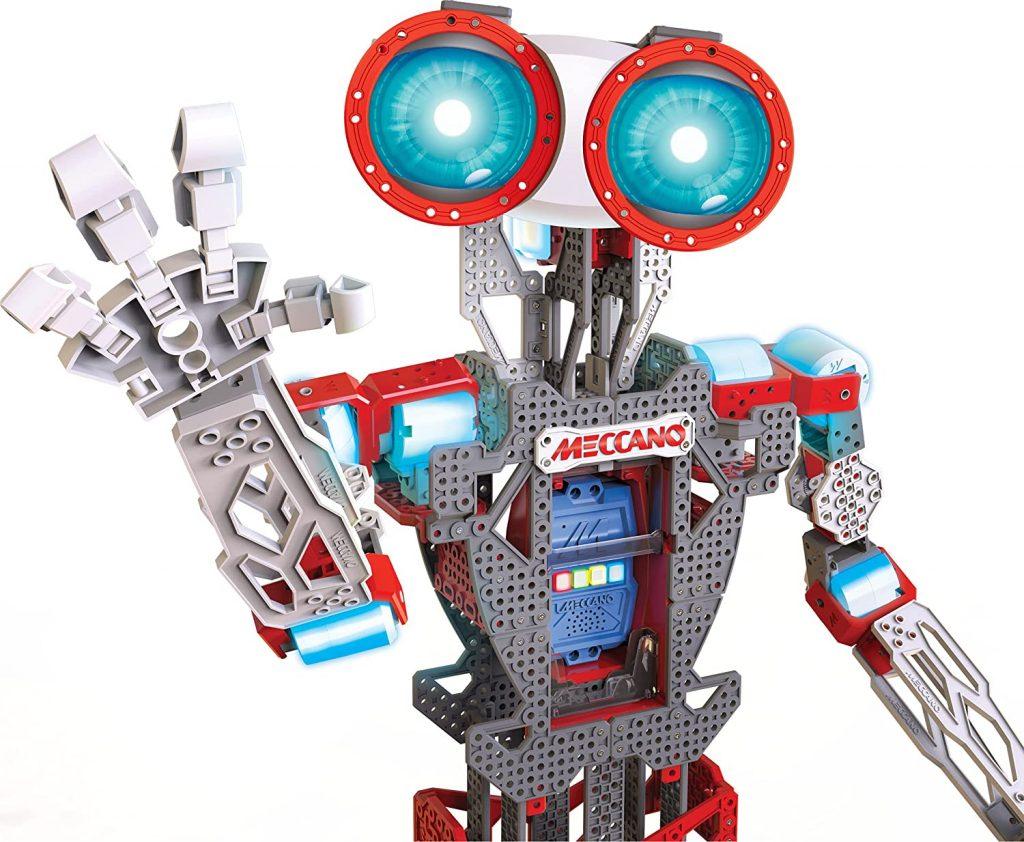 Meccano Personal Robot